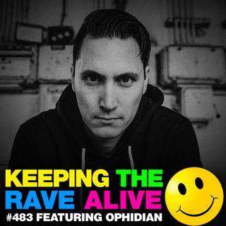 Episode 483: Ophidian!