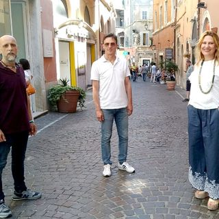 L'ImPiccione  Viaggiatore on the road - Intervista Unione Commercianti Tiburtini 7_2020