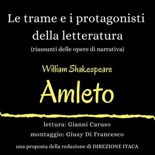 Un libro in cinque minuti  - 7. William Shakespeare, Amleto
