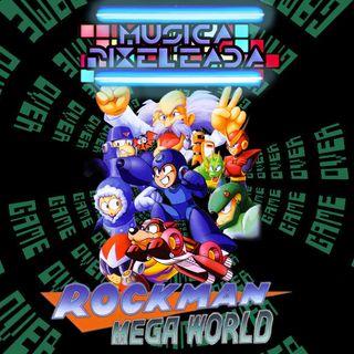 Megaman The Wily Wars (Sega Genesis)