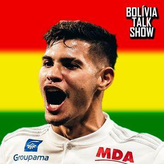 #65. Bruno Guimarães revela como marcar Cristiano Ronaldo - Bolívia Talk Show