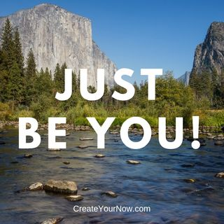 1459 Just Be YOU!