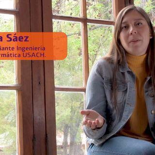 Atómicas: mujeres en informática Usach. Entrevista con Yanira Sáez.