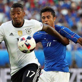 EuroNews - Germania-Italia 1°T