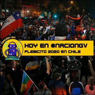 Plebicito 2020 Chile - 25 de octubre