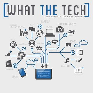 What The Tech Ep. 233 – One Big Unlimited Drive 10-28-14