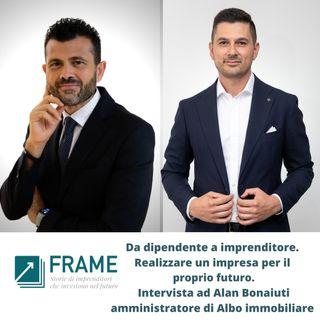 Frame | Puntata n. 2 | Da dipendente a imprenditore. Intervista ad Alan Bonaiuti