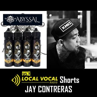 LOCAL VOCAL Shorts: Jay Contreras x Abyssal Vape Lounge