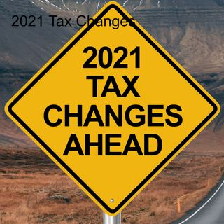 2021 Tax Changes