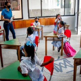 85 colegios públicos retoman clases