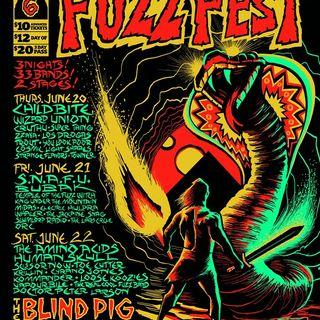 Fuzz Fest 6 Cam Audio Pt 2