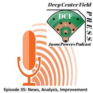Episode 35: News Analysis Improvement