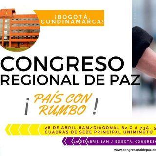 Cuña Congreso Regional de PAZ