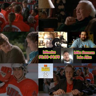 D3 Ep 7: Rom Com Hockey Time (Special Guests: Mike Donovan & Luke Allen)