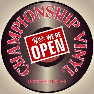 Riapre Championship Vinyl!