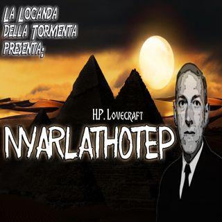Audiolibro Nyarlathotep - H.P. Lovecraft