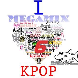 Kpop Megamix 6  By DJ SharK Guzman