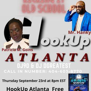 Hookup Atlanta- Atlanta Muzic Industry  Meet & Greet