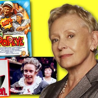 #340: Roberta Maxwell is here to celebrate the 40th anniversary of Popeye!