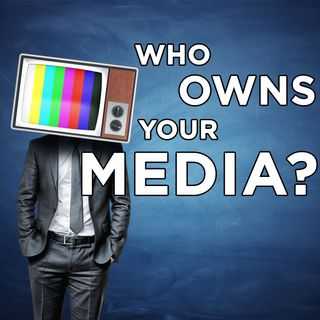 How 5 Mega-Corporations Control Everything You Watch on TV