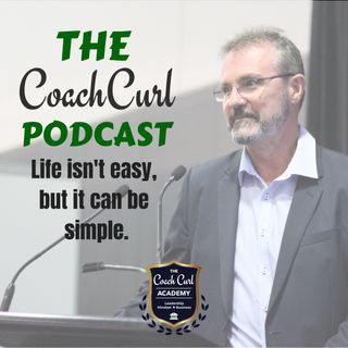 #40 What Does Courage Mean for You? - The CoachCurl Podcast