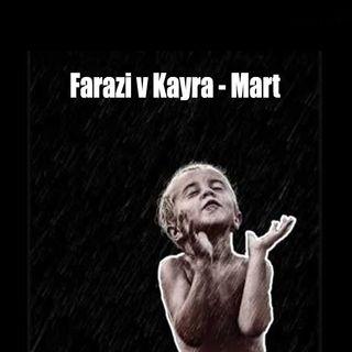 Farazi  Kayra - Mart