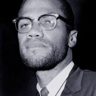 Ep 41 - Malcolm Xs Fiery Speech Addressing Police Brutality