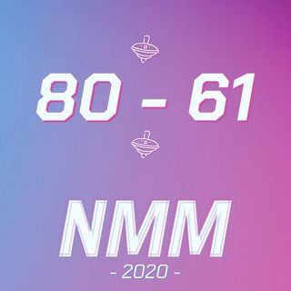 New Music Monday Live 2020 - TOP 100 / 80 - 61