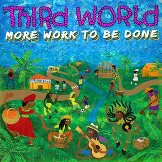 Third World - You're Not The Only One feat. Damian Jr. Gong Marley