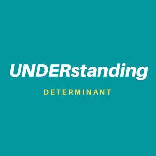 The Understanding Determinant