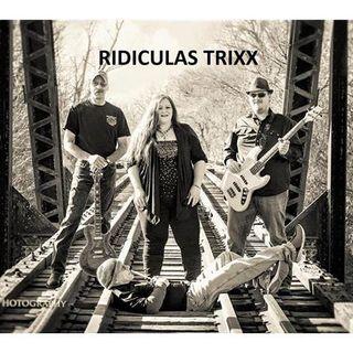 Getcha Some!  Ridiculas Trixx On ITNS Radio!