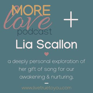 Lia Scallon - the journey of a sacred songstress
