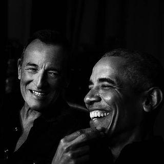 """""""Renegades: Born in the USA"""" il podcast di Springsteen e Obama"""