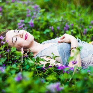 Medytacja na dobry sen - życie w lekkości