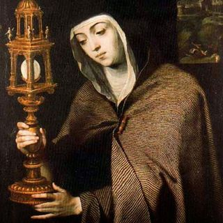 Santa Clara de Asís, Virgen y fundadora