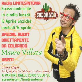 Direttamente da COLORADO MAURO VILLATA ... e non solo!