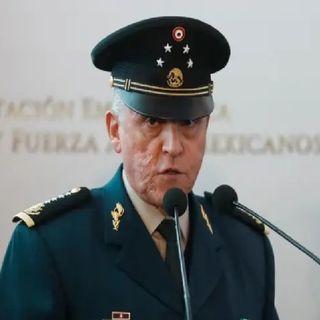 FGR no ejercerá acción penal contra Cienfuegos