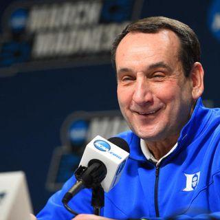 Have a Happy Retirement, Coach K!