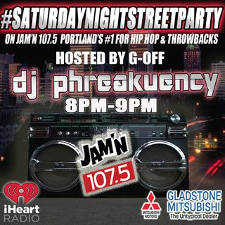JAM'N 107.5 SATURDAY NIGHT STREET PARTY 11/16/19