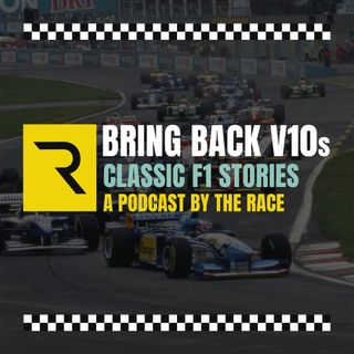 S2 E6: How Montoya burst onto the F1 scene in 2001
