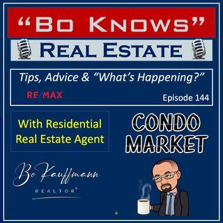 (EP: 144)  Condo Market Report - Condo Fees examined