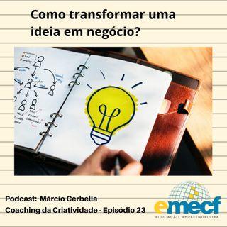 Episódio 23 - Coaching da Criatividade