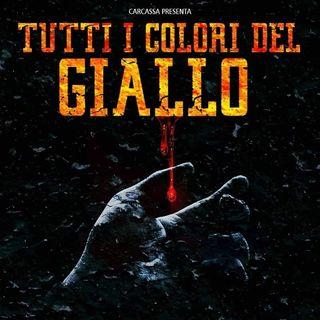 """Carcassa presenta Tutti i colori del giallo: terza parte con """"Solamente Nero"""" di Antonio Bido"""