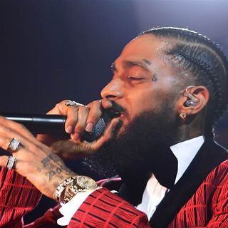 LETS CELEBRATE THE ENERGY OF NIPSEY HUSSLE ENERGY