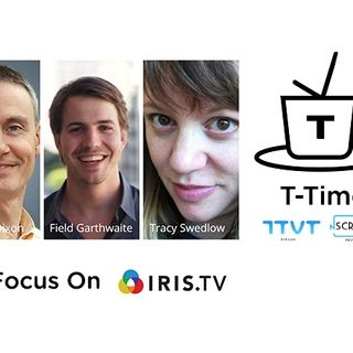 Radio ITVT: T Time Discusses AI in Media with Iris.TV CEO