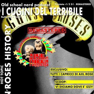 Atom Radio Teaser - Guns N' Roses Facchinnoi