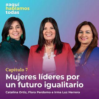 Mujeres líderes por un futuro igualitario