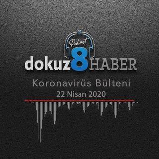 Koronavirüs Türkiye Raporu Podcast Bülteni 22 Nisan 2020