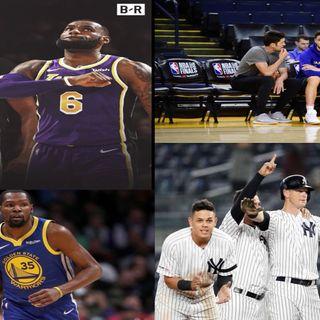 NBA| Leonard Los Ángeles o Toronto| Durant | Klay Thompson | Yankees | Lebron y Davis| Allstar Game| Episodio 19 - MR. ANSWER PR DEPORTES