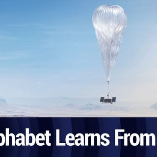Alphabet Learns From Project Loon Failure | TWiT Bits